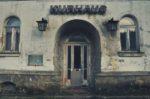 Opuszczony dom uzdrowiskowy.