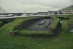 Pozostałości po Wikingach w Leirvík