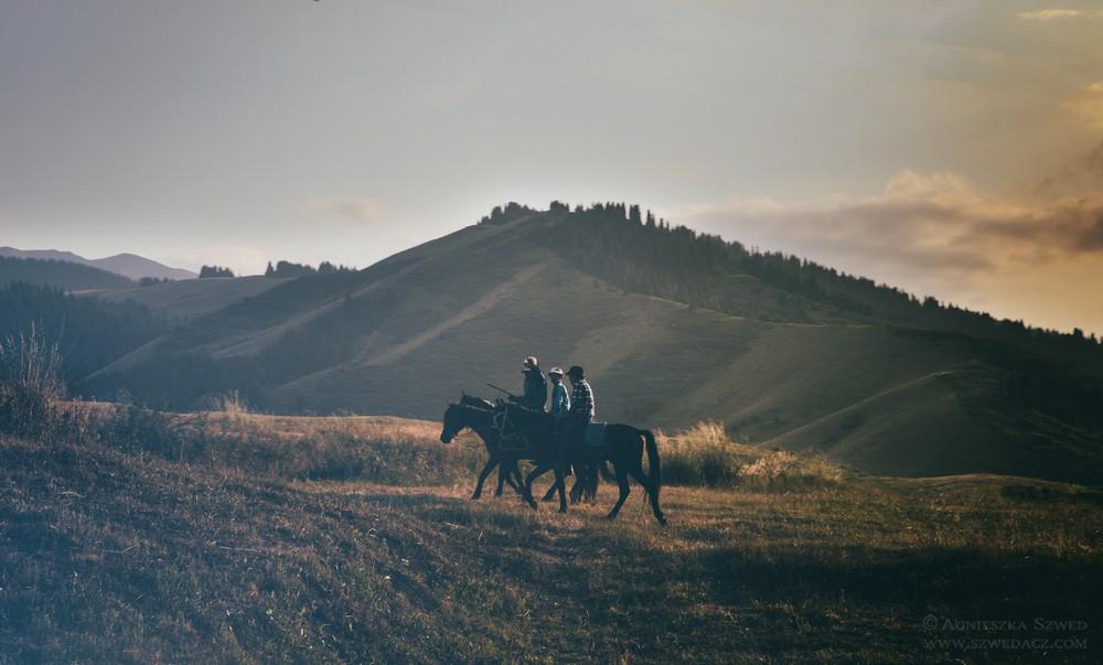Przez step, góry i pustkowia – zdjęcia z kazachskich dróg