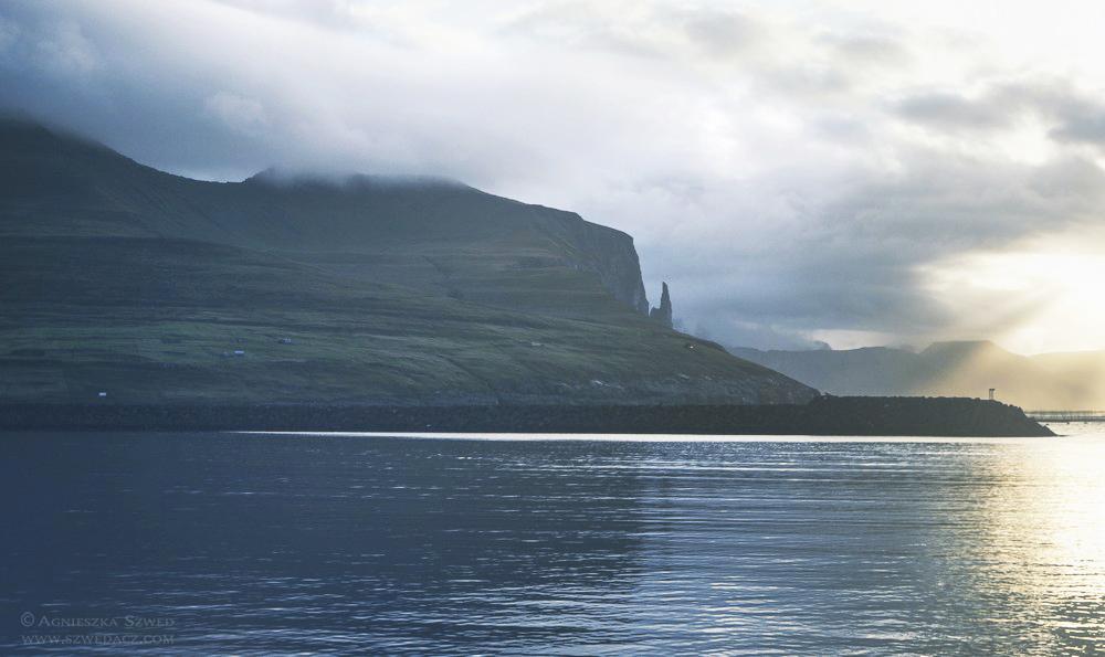 Wyspy Owcze i Trøllkonufingur czyli Palec Wiedźmy
