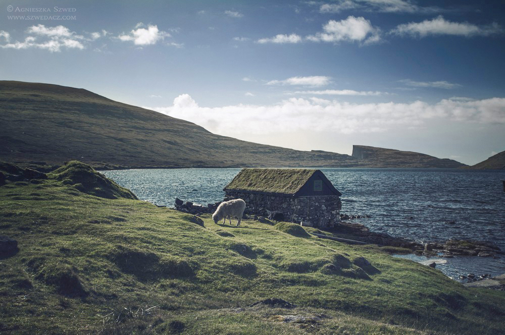 Wyspy Owcze, Jezioro Sørvágsvatn
