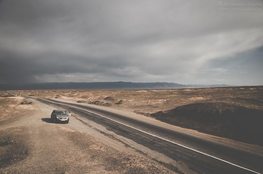 Kazachstan samochodem