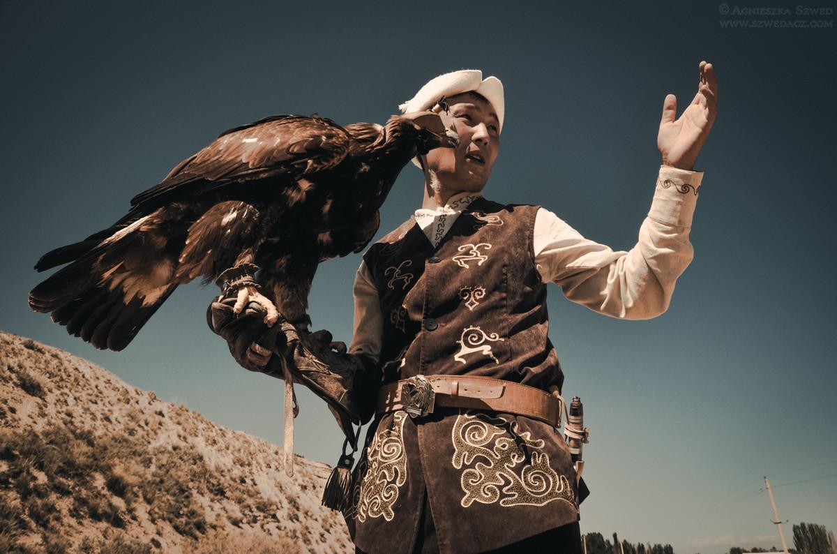 Sokolnicy - Rusłan i jego orzeł
