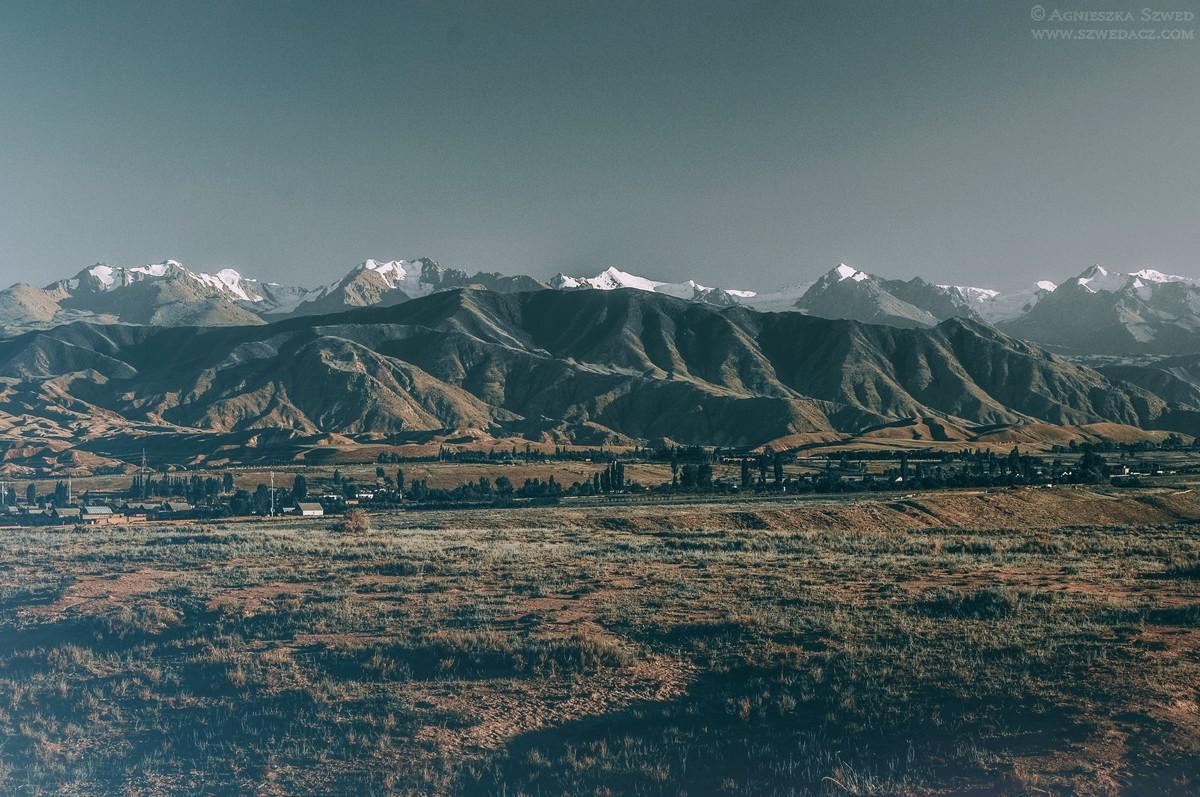 Kirgiskie góry