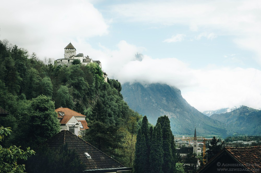 Zamek w Vaduz