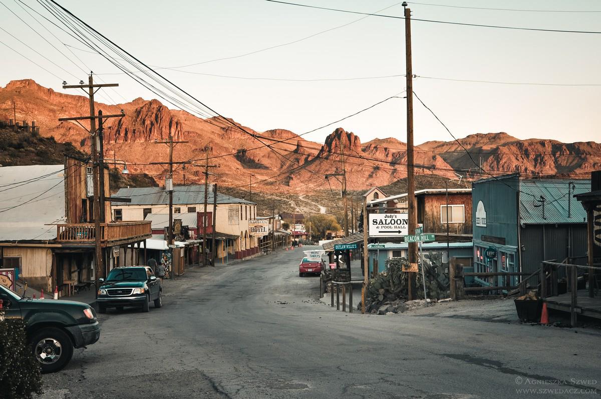 Opuszczone miasta USA – ghost town niejedno ma imię