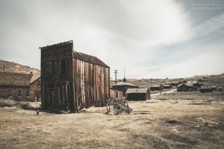 Bodie – opuszczone miasto, w którym zatrzymał się czas