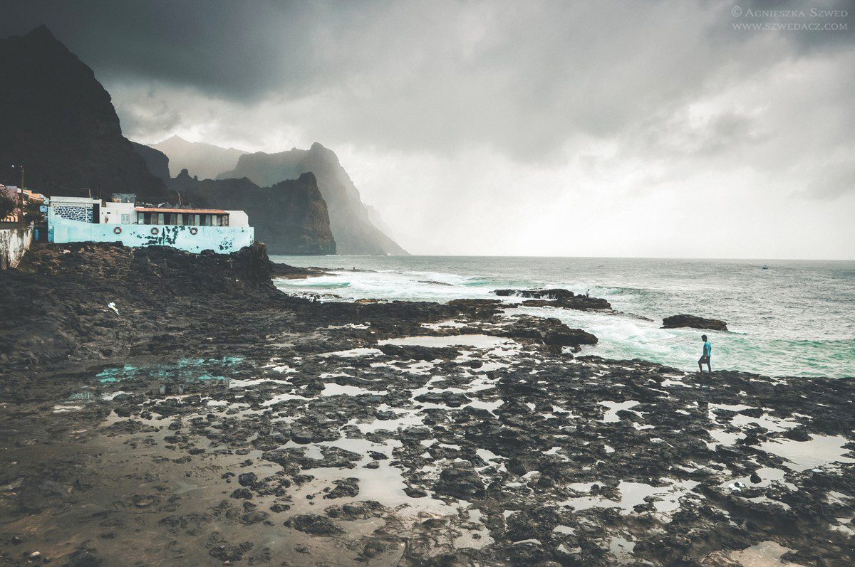 W Ponta do Sol, Santo Antão