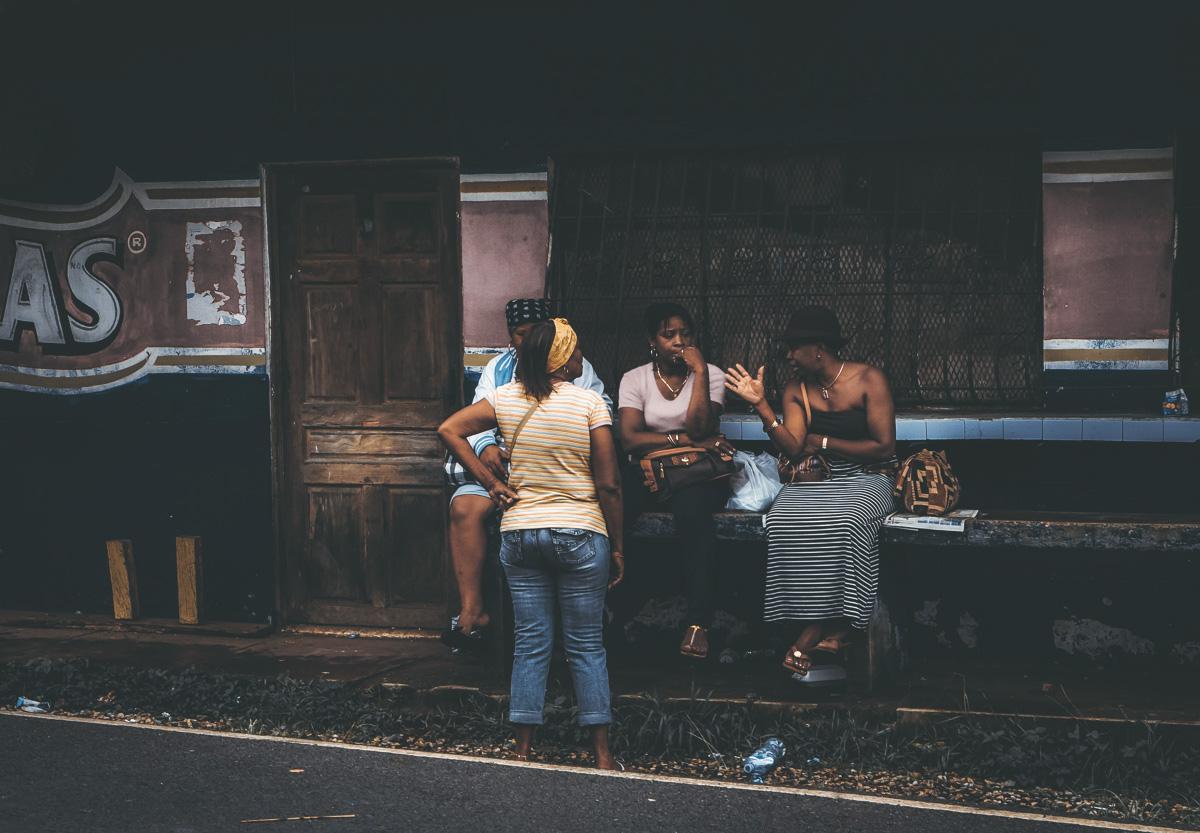 W Portobelo, Panama
