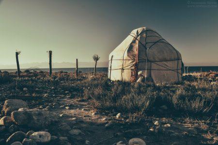 Jurty – domy nomadów i wizytówka Kirgistanu