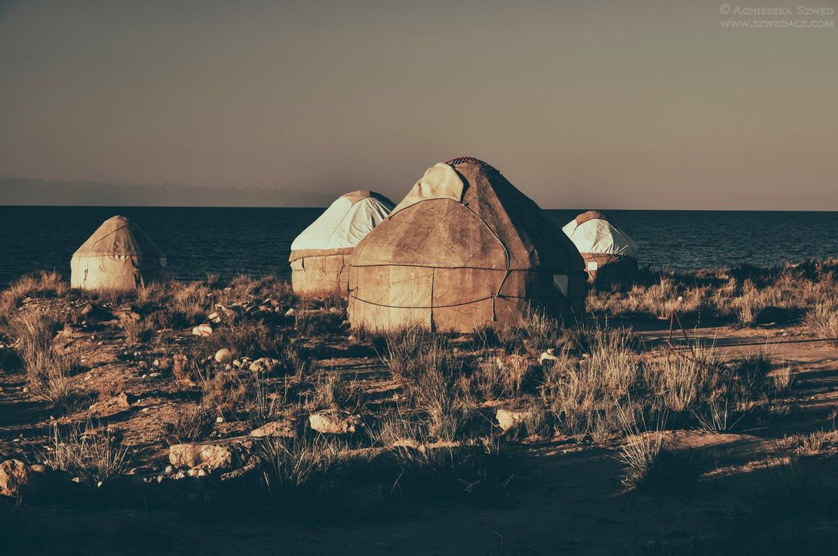 Jurty nad jeziorem Issyk-kul, Bel Tam Yurt Camp