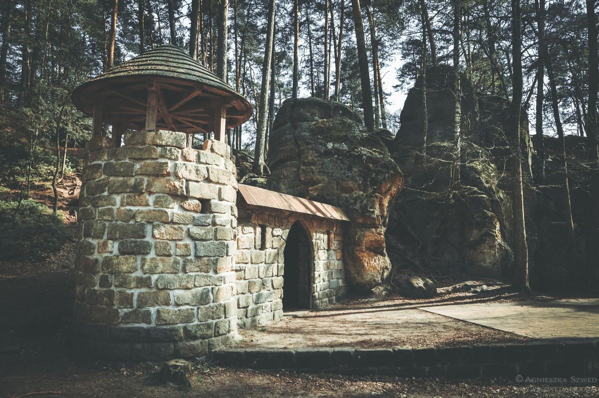 Teatr leśny Lesné divadlo