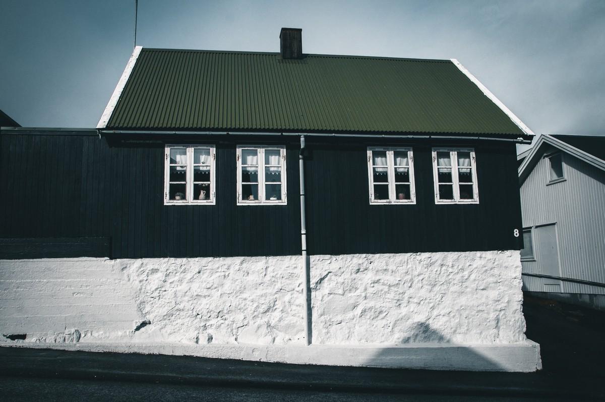 Thorshavn - stolica Wysp Owczych