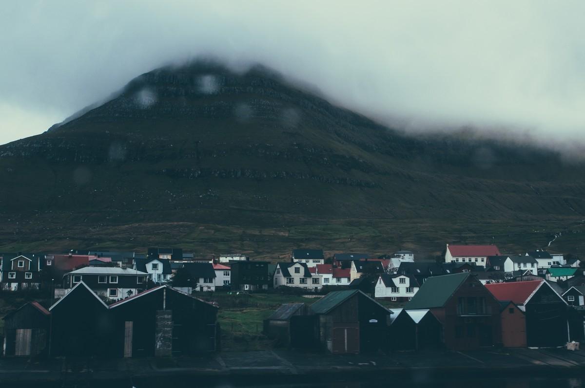 W drodze do Klaksvík