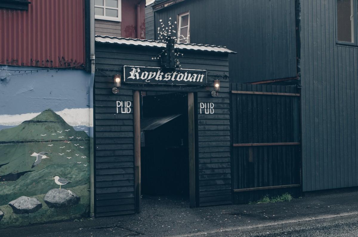 Bar w Klaksvík