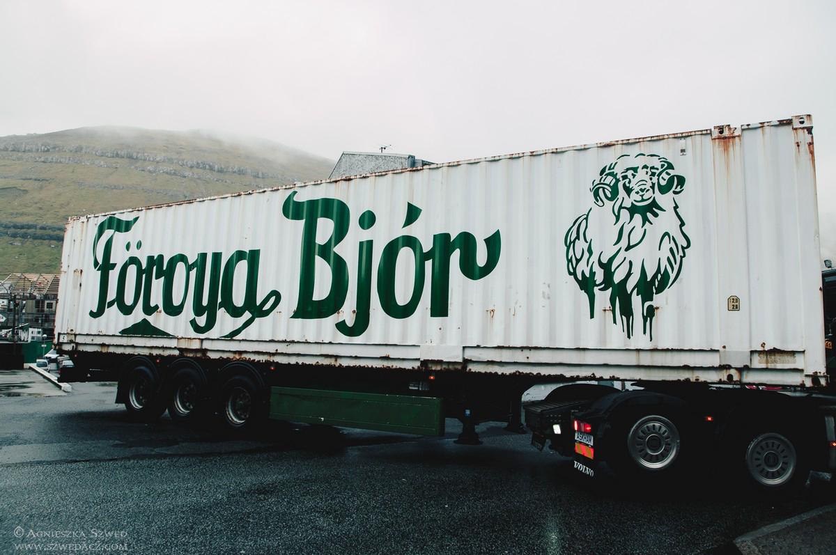Föroya Bjór - browar w Klaksvík