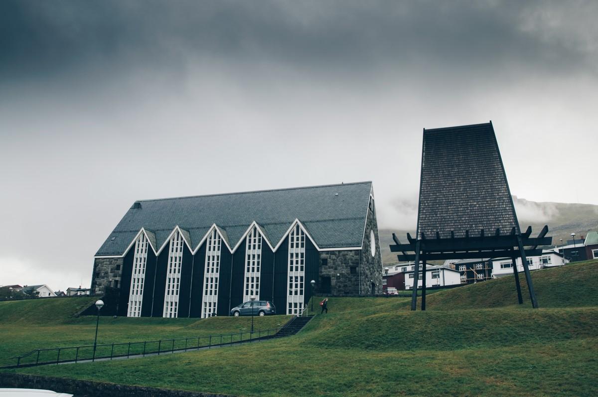 Christianskirkjan - kościół w Klaksvík