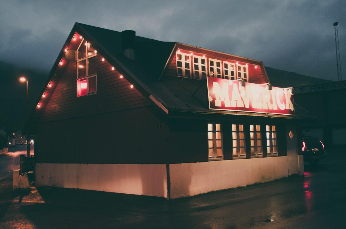 Bar Maverick w Klaksvík