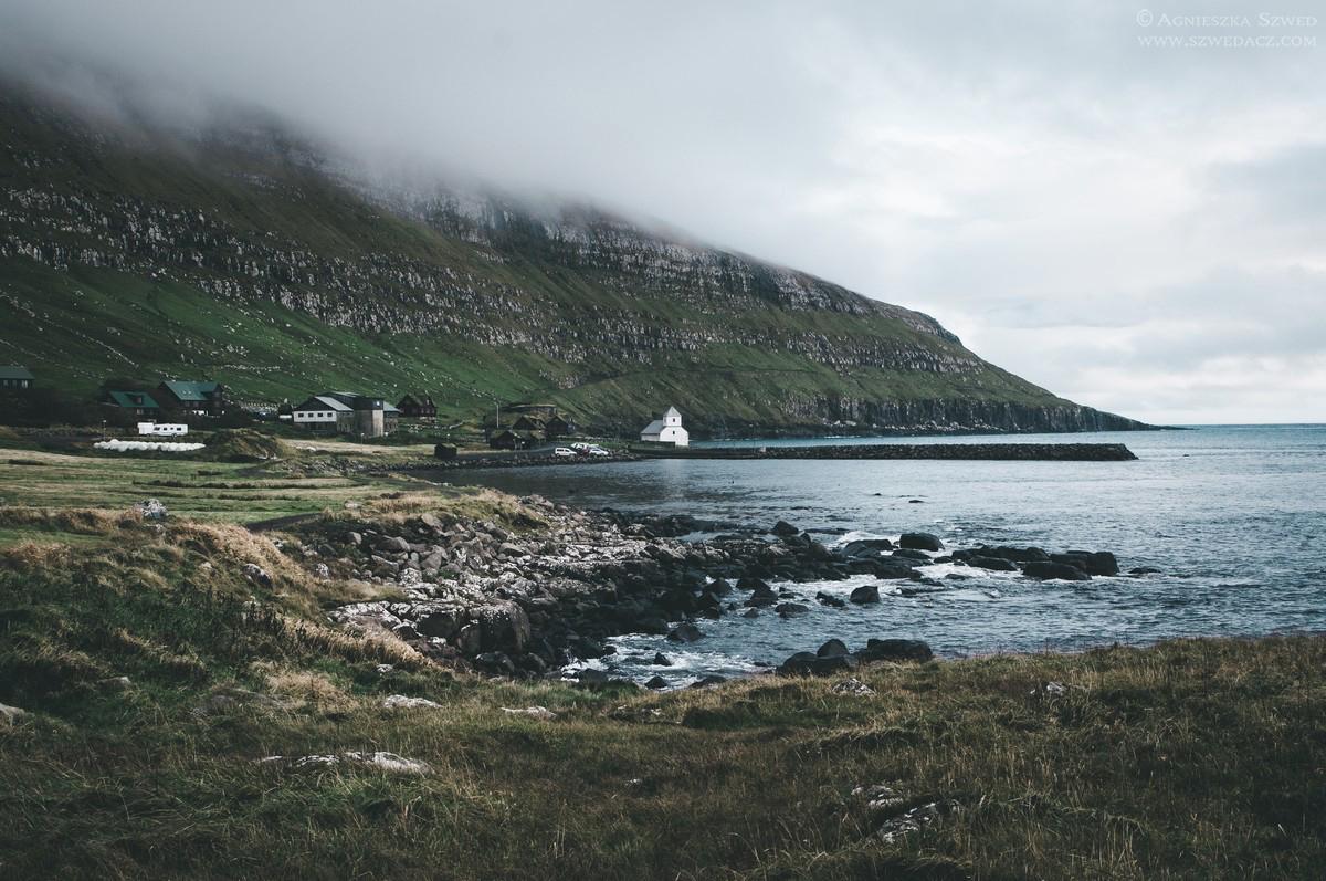 Kirkjubøur - najważniejsze średniowieczne miasto Wysp Owczych