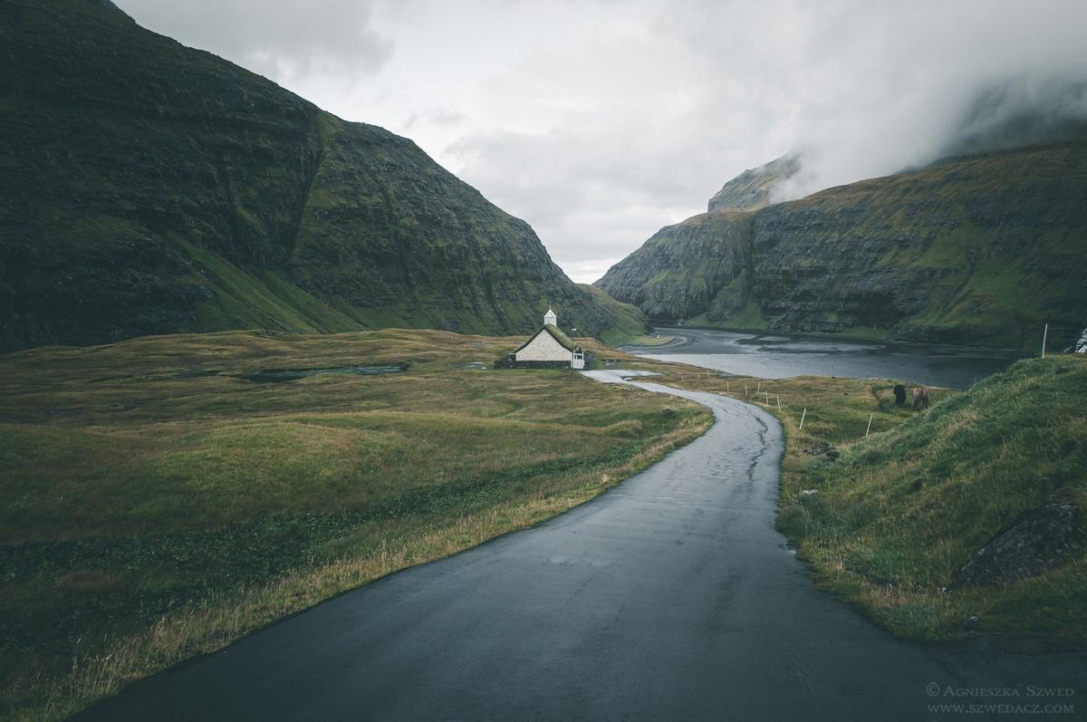 Drogi na Wyspach Owczych