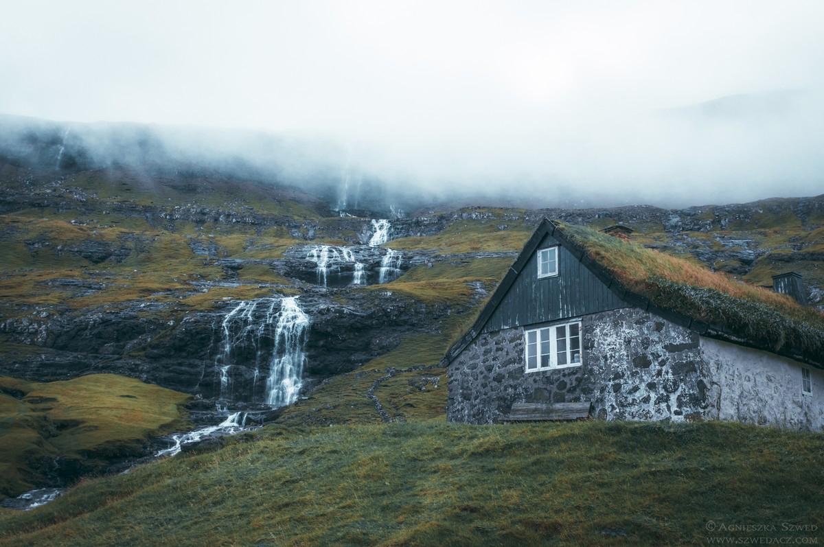 Wyspy Owcze - osada Saksun