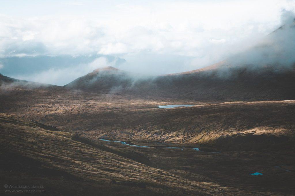 Szlak z Saksun do Tjørnuvík