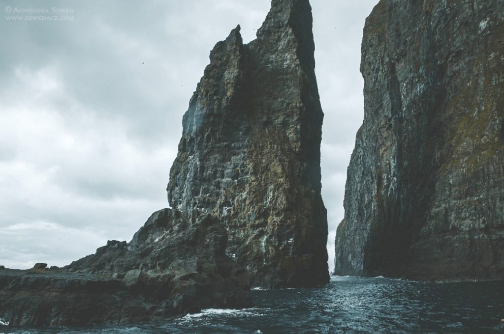 Wyspy Owcze, rejs na Klify Vestmanna (Vestmannabjørgini)