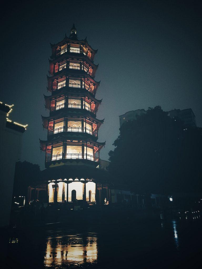 Wiza do Chin