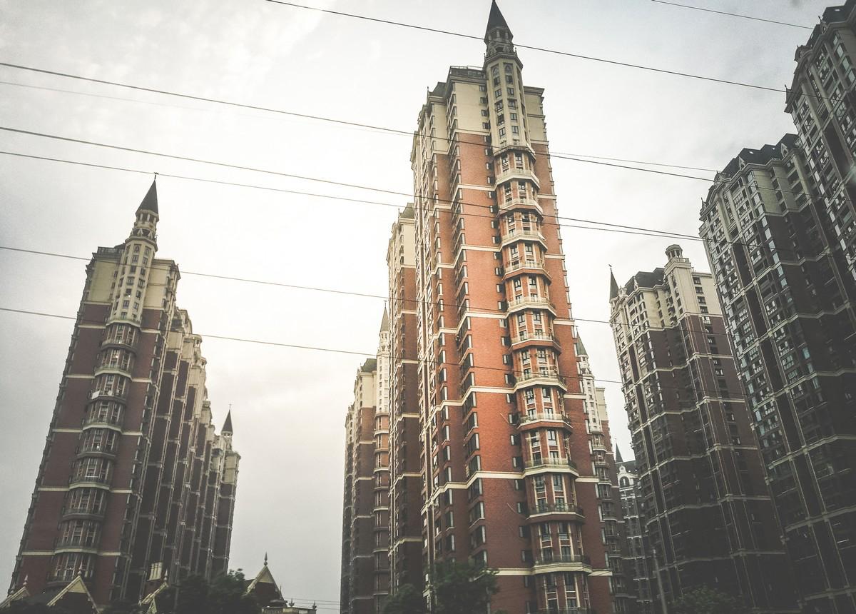 Chińskie blokowiska